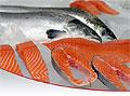Тихоокеанский лосось очень полезен для зрения