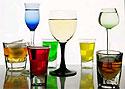 Количество выпитого алкоголя напрямую зависит от посуды
