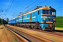 Чартерный поезд с 160 тоннами китайских овощей и фруктов проследовал в Москву