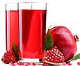 Гранатовый сок препятствует старению организма