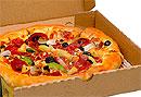 Химикаты из коробок для пиццы могут вызывать рак