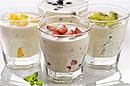 Пробиотические йогурты почти не улучшают микрофлору кишечника