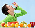 Фрукты и овощи являются антидепрессантами