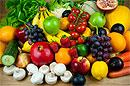 Чем полезны разноцветные фрукты и овощи