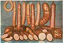 Советская колбаса казалась чудесной из-за дефицита