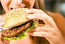 Здоровая диета не исправит вреда, причиненного организму неправильным питанием