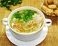 Куриный суп действительно помогает бороться с простудой