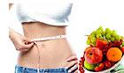 Хотите похудеть? Употребляйте фрукты!