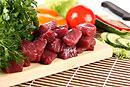 Овощи сохранят здоровье любителей стейков