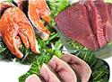 Правильная разморозка мяса и рыбы