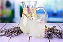 Лимонад с лавандой спасет от тревоги и головной боли