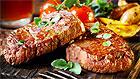Почему красное мясо следует есть с овощами?