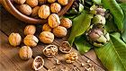 Грецкие орехи предотвращают сердечные заболевания и рак кишечника