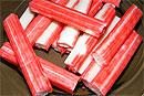 Россельхознадзор запретил ввоз 24 тонн крабовых палочек из КНР