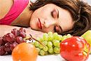 Как рацион питания влияет на сон