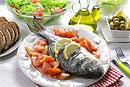 Средиземноморская диета сохраняет молодость генов