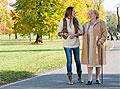 Пятнадцатиминутная прогулка послеприема пищи снизит риск заболевания диабетом