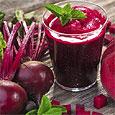 Свекольный сок уменьшает боль при болезни артерий ног