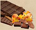 Черный шоколад оказался полезнее фруктовых соков
