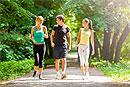 Ходьба – лучший способ для потери веса