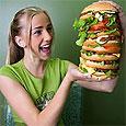 Ученые выяснили, почему некоторые люди едят, что хотят, и не прибавляют в весе