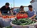 Овощи и морепродукты в Китае обрабатывают химически опасными веществами