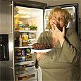 Прожорливость повышает риск возникновения слабоумия у пожилых