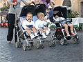 """Итальянские """"Бамбино"""" - самые толстые дети Европы"""