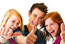 Контакты с друзьями поддерживают микрофлору кишечника в норме