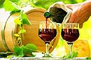 Два бокала красного вина в день сжигают жир