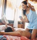 Отсутствие собственной квартиры не помеха здоровому сексу