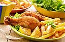 Жареная пища не всегда приводит к ожирению