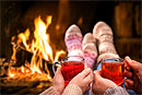 Зимние теплые напитки или как провести вечер с пользой!