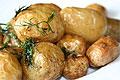 Картофельное застолье