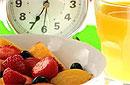 Питание по строгому графику важнее, чем состав еды