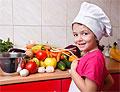 Насколько полезно вегетарианство для ребенка
