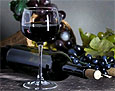 Красное вино обладает омолаживающим эффектом