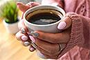 Кофе может защитить от камней в желчном пузыре
