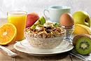 Полезный завтрак за 15 минут