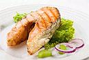 Частое употребление рыбы в пищу способствует хорошему самочувствию