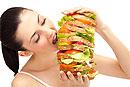 Диабет 2-типа начинается с переедания
