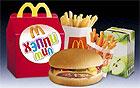 McDonald's исключит Хэппи мил из меню