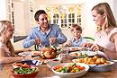 Семейные пары синхронно набирают вес