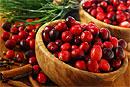 Клюква внесена в список самых полезных продуктов