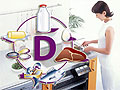 Витамин D защищает от возникновения рака толстой кишки