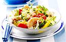 Средиземноморская диета снижает вероятность инсультов и инфарктов в группах риска