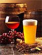 Исследователи опровергли миф о том, что вино полезнее пива