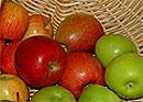Яблоки могут заменить горы витаминов