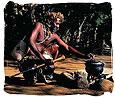 На кухнях африканок живет