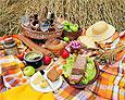 Какие продукты опасно брать на пикник